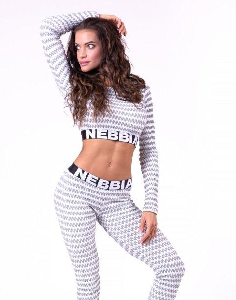 Cop trop s dlouhým rukávem, Nebbia, prodává: www.nebbia.fitness, 1029 Kč