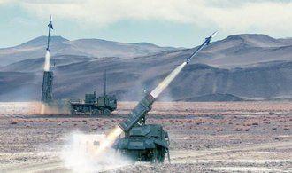 Vláda podpořila nákup protiletadlového systému Spyder za 13,7 miliardy