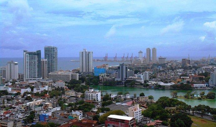 Srílanské Kolombo