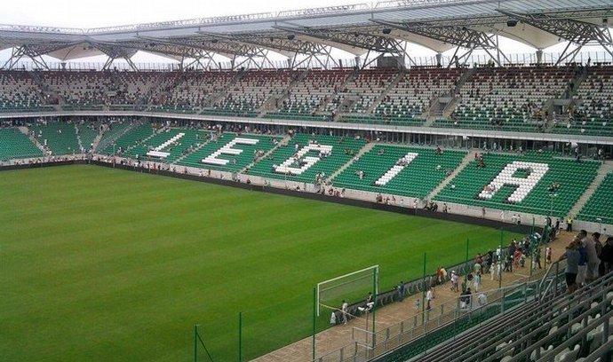 stadion legie Varšava