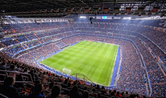 Stadion Realu Madrid