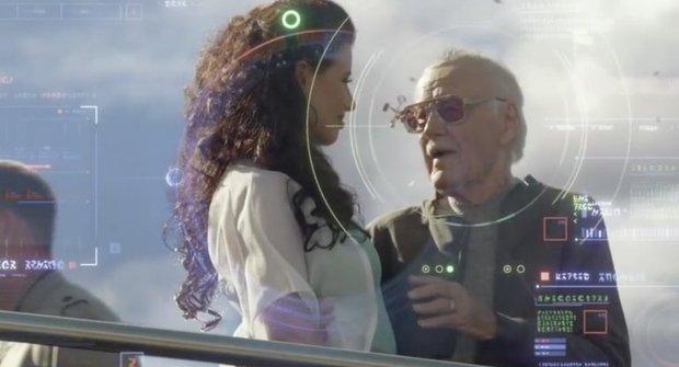 Zemřel Stan Lee: Génius Marvelu - video se všemi filmy