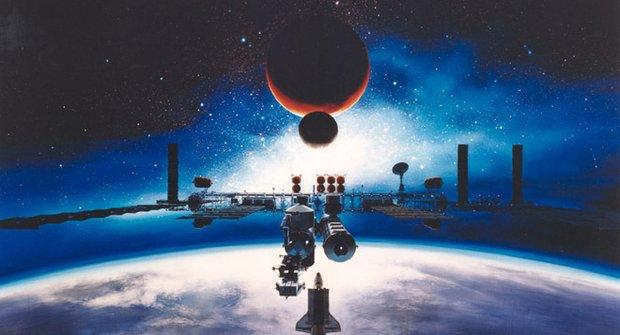 Zapomenuté divné vesmírné stanice