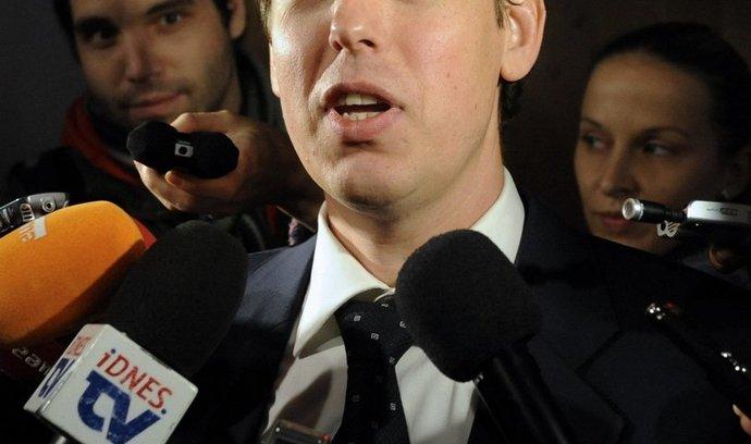 Stanislav Gross (na snímku z 15. prosince 2008)