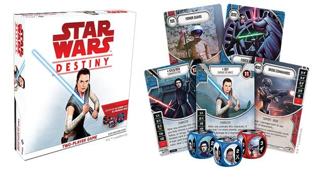 Deskovinky recenzují: Star Wars – Destiny