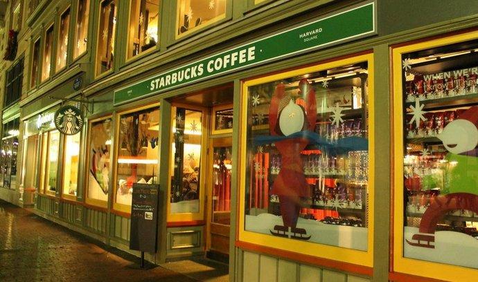 Starbucks (ilustrační foto)