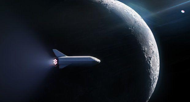 Starship: Loď pro let na Mars