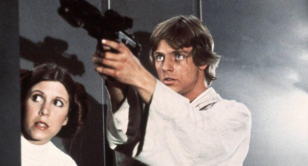 Fantazie dne: Trailer na Star Wars ve stylu Strážců galaxie!