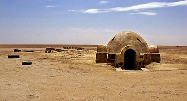 Galerie: Opuštěné trosky ze Star Wars
