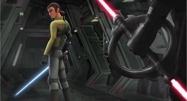 Ve Star Wars: Povstalci bude i kovbojský Jedi! První video