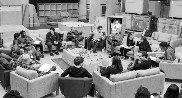 Ve Star Wars VII budou staří známí, Glum z Hobita i Weasley z Harryho Pottera
