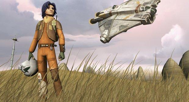 Star Wars Povstalci mají úspěch: Rebelie bude pokračovat, přijde i R2-D2