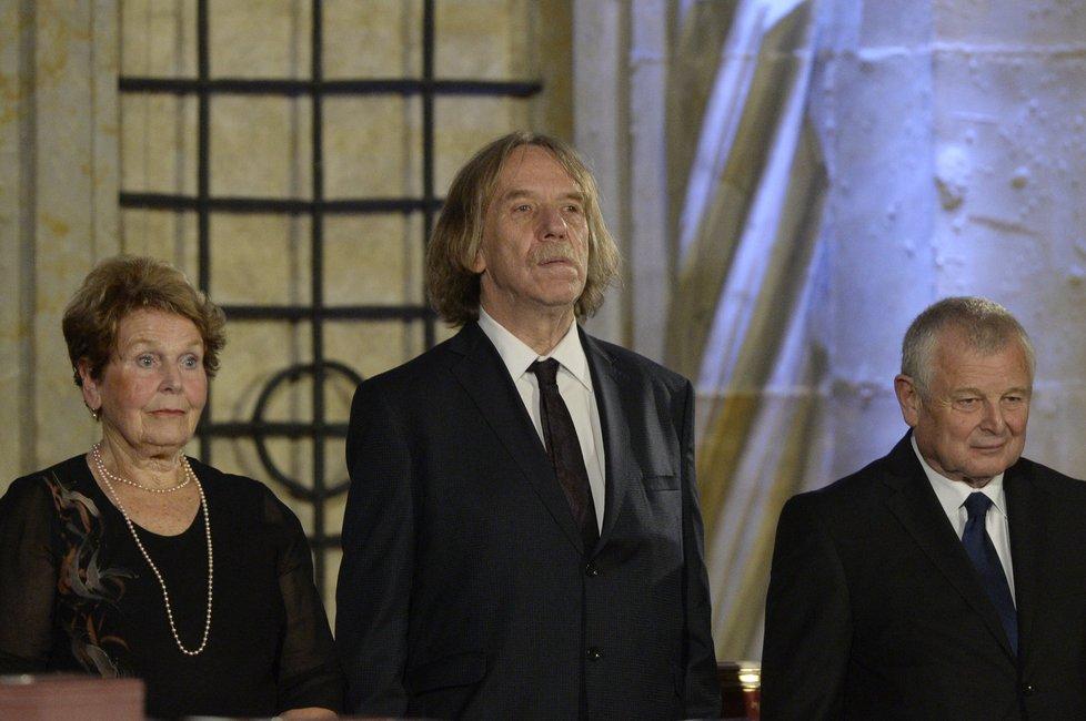 Státní vyznamenání 2017: Jarek Nohavica ve Vladislavském sále