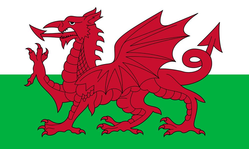 Waleský drak
