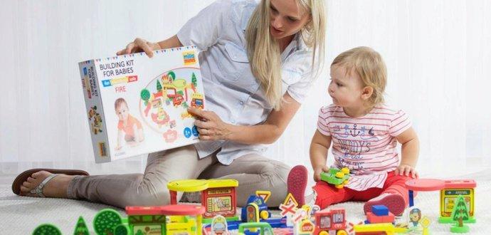 Ryze česká stavebnice vaše děti potěší i poučí