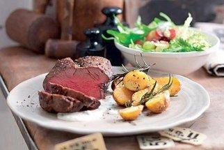 Steak Chateaubriand z pravé svíčkové