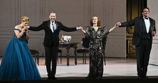 Narozeniny Štefana Margity ve Státní opeře