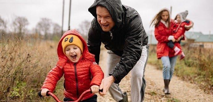 4 tipy na podzimní výlety, které zvládnete i s předškoláky