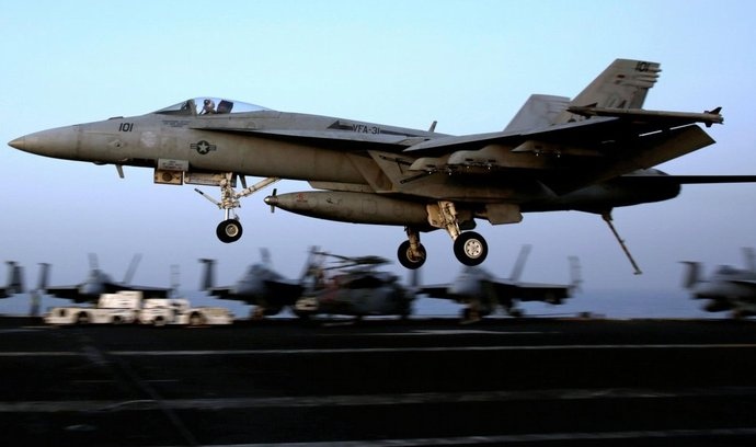 Stíhací letoun americké armády