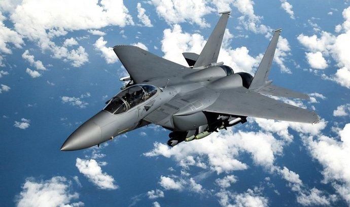 Stíhačka F-15