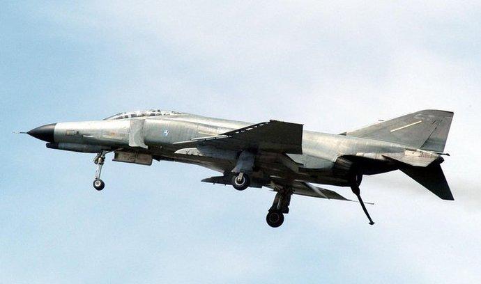 stíhačka F-4 Phantom