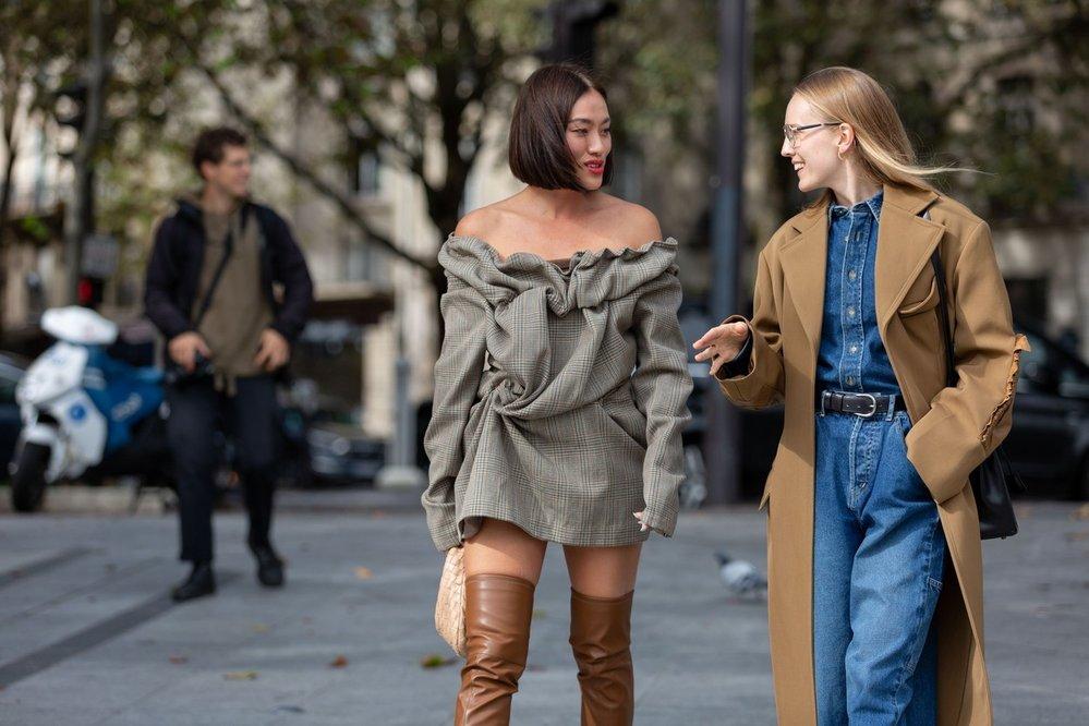 Street style z Paříže