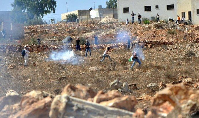 Střety Palestinců s izraelskými ozbrojenými složkami v roce 2011