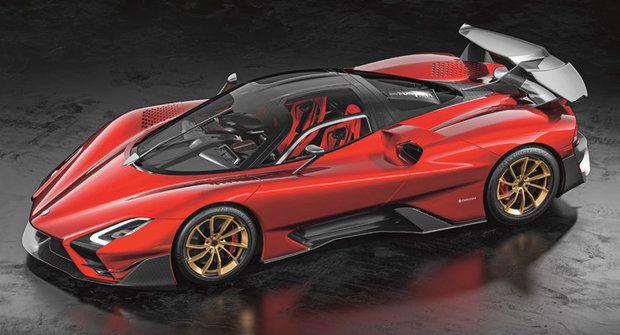 Striker a Aggressor: Bratři nejrychlejšího auta světa