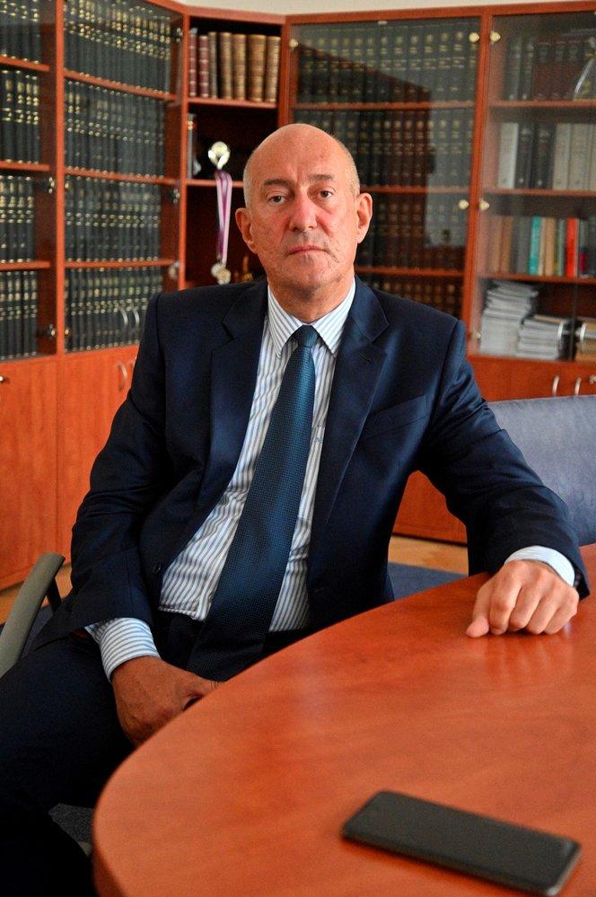 Nový nejvyšší státní zástupce Igor Stříž