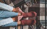 Koniec studeným nohám: 7 tipov na zahriatie