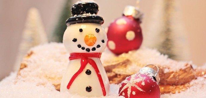 Hit letošních Vánoc? Studený porcelán ze škrobu a sody