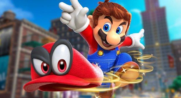 Gamesy v ABC 22/2017: Super Mario Odysey a Age of Empires