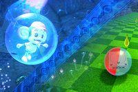 Opičáci mají velké koule: Je radost si s nimi hrát! Recenze Super Monkey Ball Banana Mania