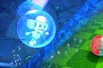Populární párty série sprvky logického rychlíku Super Monkey Ball se vrátila snovým titulem kpříležitosti oslav svých 20. narozenin. Banana Mania je přitom spíše kompilací toho nejlepšího zpředchozích dílů než klasickým pokračováním. Opičárny sroztomilými primáty ale baví i na konzoli nové generace PlayStation 5.