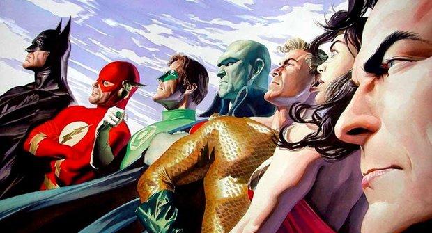 Avengers mají konkurenci: 12 filmů od DC Comics naplánovaných do roku 2020