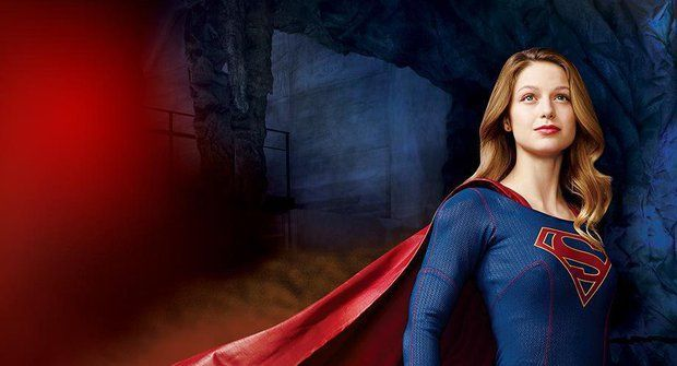 Protože holky mají taky rády komiksy! Přichází Supergirl