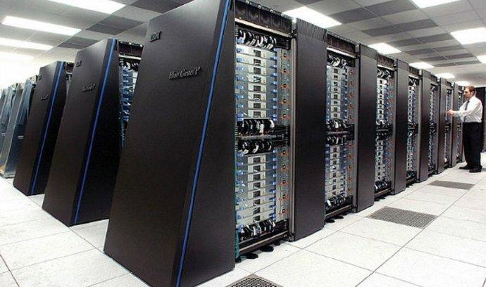 superpočítač (ilustrační foto)