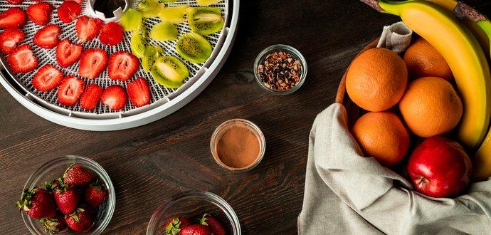 Všetko, čo potrebujete vedieť o sušení (nielen) ovocia