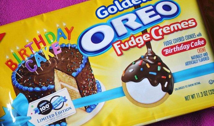 Sušenky Oreo