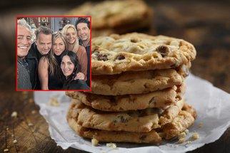 Upečte si sušenky podle Moniky ze seriálu Přátelé aneb Várka 22 s pomerančovou kůrou