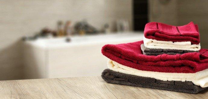 Co dělat, když ručníky po vyprání smrdí