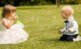 7 tipov, ako šikovne zabaviť deti na svadbe, aby nerobili neplechu