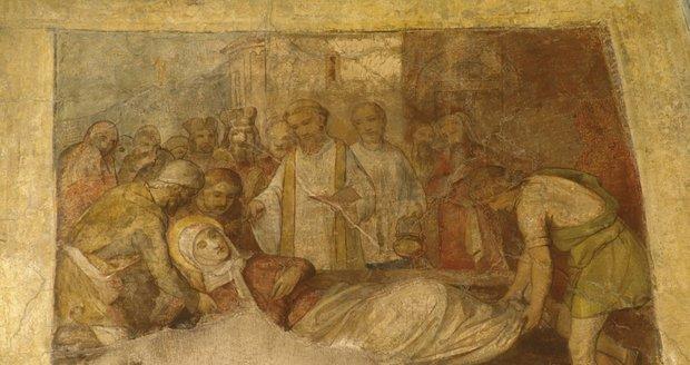 Los asesinos de santa Ludmila no cumplieron el deseo de morir a espada: la abuela de san Wenceslao murió hace 1.100 años