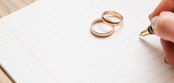 Svatební checklist: Co je potřeba na svatbu?
