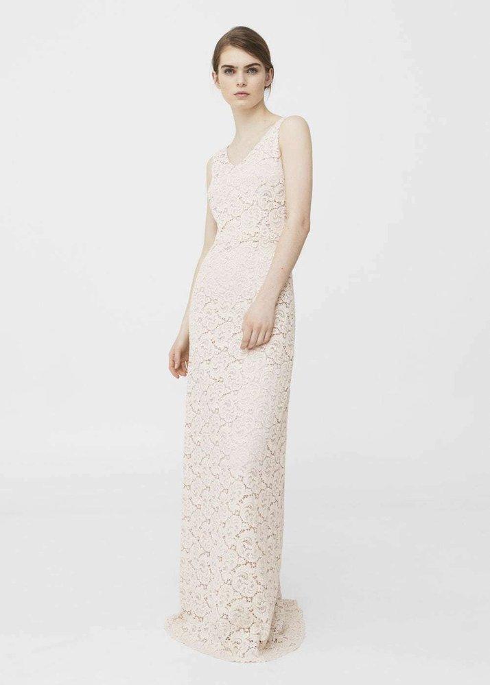 Krajkové šaty, Mango, 2999 Kč