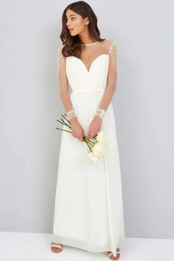 Svatební šaty, Little Mistress, 150 GPB, www.little-mistress.com