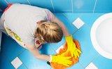 Zbavte sa švehiel v kúpeľni: pomôžu zásoby z domácej špajze