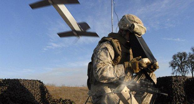 Kamikadze letouny ve výzbroji USA