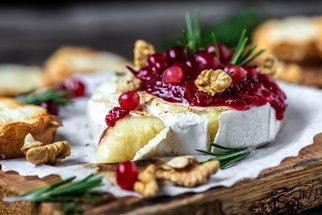 Camembert na grilu: Delikatesa hotová za 15 minut!