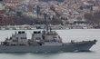 Rakety USA vypálily ze dvou válečných lodí ve východním Středomoří.